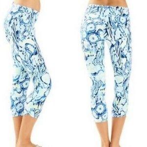Lilly Pulitzer Luxletic Weekender leggings size XS